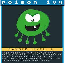 Poison Ivy, который использовался для взлома RSA SecurID, все еще популярен
