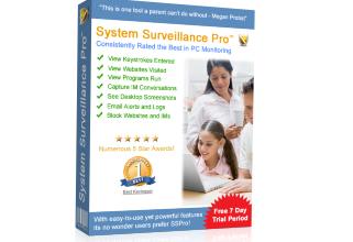 Программа комплексного мониторинга System Surveillance Pro